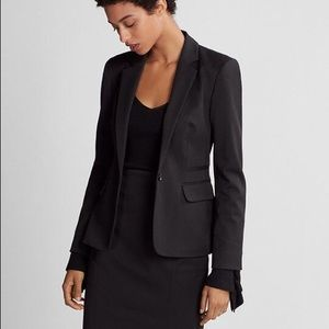 Apt. 9 stretch black blazer size S (4)